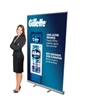 "Retractable Roll Up Banner Stand 45"" Stand Only"