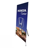 "Medium  X Banner Stand 32"" x 72"" - Stand Only [BOX SET OF 10]"