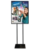 "Poster Sign Holder Floor Stand 22"" x 28"""