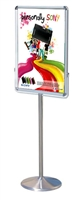 "Poster Stand 19"" x 27"" - Stand Only"