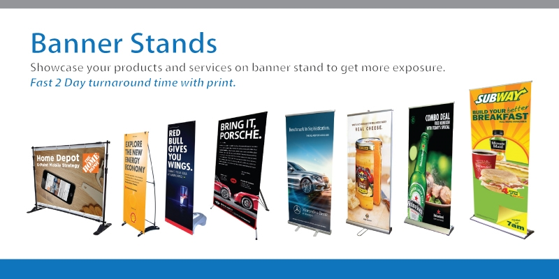 Wholesale Retractable Banner Stands, Trade Show Banners