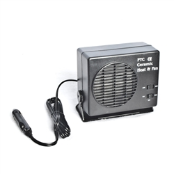 ALEKO® 250W PTC Ceramic Heat Fan