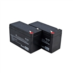 7AH Batteries LM125 for Gate Opener 2 (Two) pcs