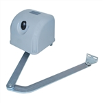 Articulated Gate Opener for Single Swing Gates - AA350 - Basic Kit - ALEKO