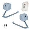 Articulated Gate Opener for Dual Swing Gates - AA700 - Basic Kit - ALEKO
