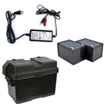 ALEKO® ACC2 Back Up Kit for 24V DC Applications