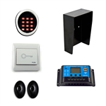 ALEKO® ACC5 Accessory Solar Kit for Aleko Gate Openers