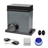 Solar Gear Driven Sliding Gate Opener - AR750 - Accessory Kit - ACC3 - ALEKO
