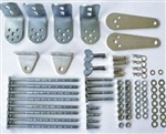 ALEKO®  Hardware Set  for AS Series