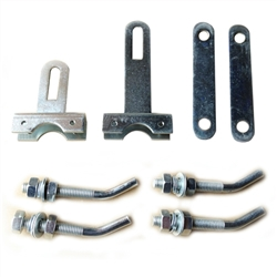 ALEKO® Hardware Kit for Gear-Drive Slide Gate Opener