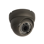 ALEKO  DV032BK 1080P HD CCTV 2.0 Mega Pixel Surveillance Security Dome Camera, Black Color