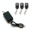 ALEKO® External Receiver LM138 with 3 Remotes UNIVERSAL