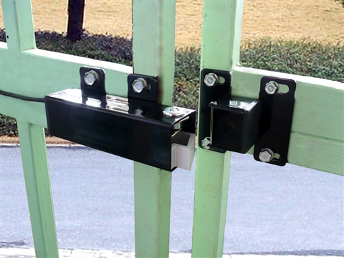 Aleko Electric Lock Lm149 For 24v Swing Gate Openers As