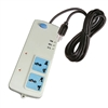 ALEKO® LM183 Power Strip  with application