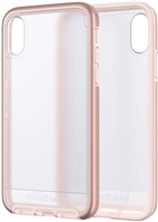 Tech21 Evo Elite Case iPhoneX/Xs Clear Rose Gold