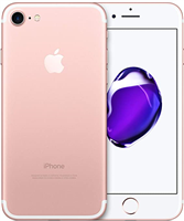 CDMA Charter Communications Apple iPhone 7 32GB Rose Gold