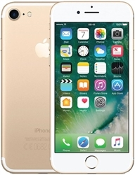 Carolina West iPhone 7 32GB Gold