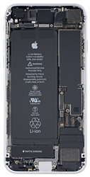 Device Repair iPhone 8 Battery Replacement