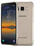 GSM Samsung G892A 64GB Galaxy S8 Active Gold B-Stock