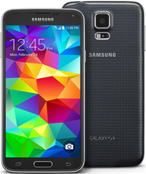 GSM Samsung G900a 16GB Galaxy S5 Black B-Stock