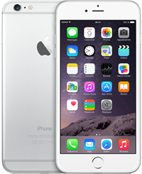 GSM Apple iPhone 6 16GB Silver