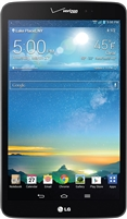 LG VK810 G Pad 8.3 16GB Verizon Tablet Black New