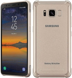 LV1 GSM Samsung G892A 64GB Galaxy S8 Active Gold LV1