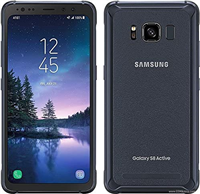 LCD Spot GSM Samsung G892A 64GB Galaxy S8 Active Gray