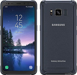 Level 1 Screen Burn GSM Samsung G892A 64GB Galaxy S8 Active Gray