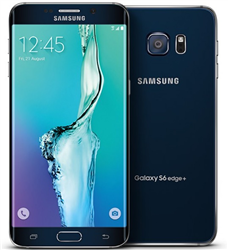Cracked Screen Samsung G928v 32GB Galaxy S6 Edge Plus Blue