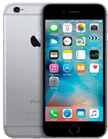 Touch ID Apple iPhone 6 64GB Gray