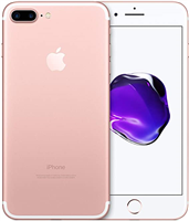 Touch ID Apple iPhone 7 Plus 32GB Rose Gold