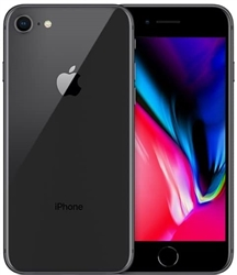 Bad ESN Apple iPhone 8 256GB Space Gray