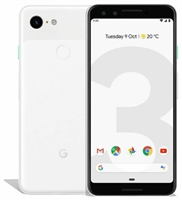 Google Pixel 3 G013A 64GB Clearly White B Stock