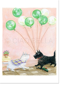 """Eulalie's Balloons"""
