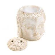 Peaceful Buddha Ceramic Fragrance Oil Warmer