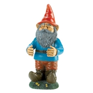Beverage & Beer Can Buddy Gnome Figurine