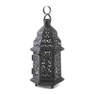 Bold Moroccan Style Candle Lantern