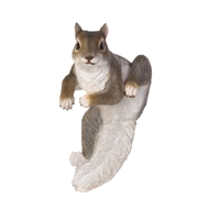 Climbing Hanging Squirrel Decor - Chip