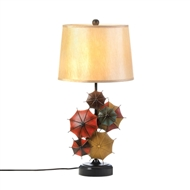 Retro Parasol Table Lamp