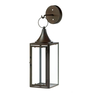 Gatehouse Hanging Candle Lantern with Hook