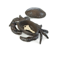 Crab Cast Iron Key Hider