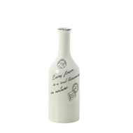 Blossoming Long Neck Bottle Vase -Small