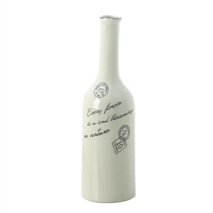 Blossoming Long Neck Bottle Vase -Large