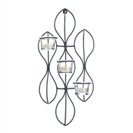 Propel 3-cup Candle Wall Sconce