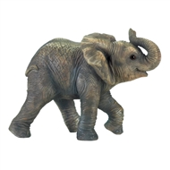 Happy Elephant Figure