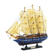 Cutty Sark Sailing Ship Wood Decor