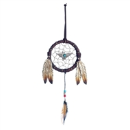 Feathers Eagle Dreamcatcher Decoration