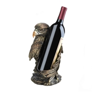 Furled Wing Eagle Wine Bottle Holder