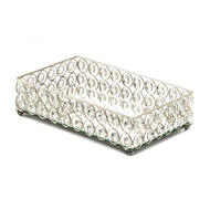 Rectangular Crystal Tray